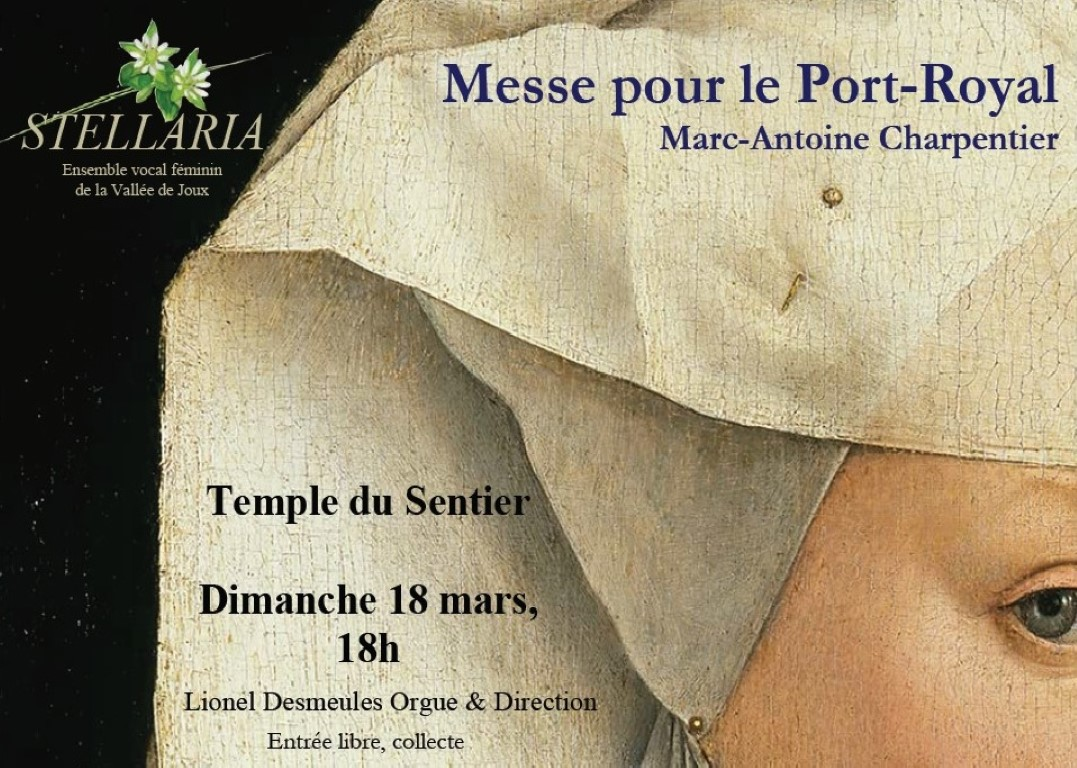 Charpentier_Messe pour le Port-Royal_Le Sentier Mars 2018